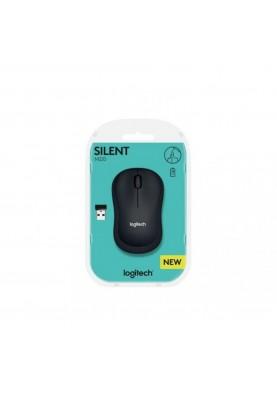 Мышь Logitech M220 Silent Dark Gray (910-004878)