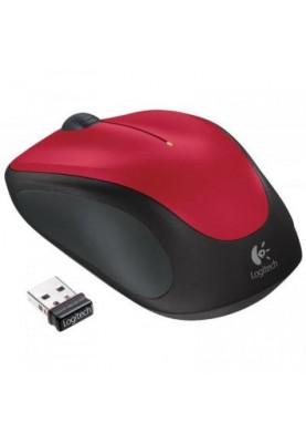 Мышь Logitech M235 WL Red (910-002496)