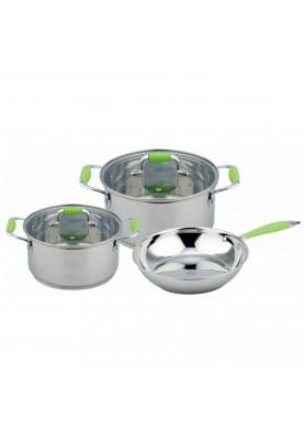 Набор кастрюль и сковородок Con Brio CB-1149