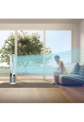Очиститель воздуха Dyson Pure Cool TP04 White/Silver