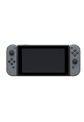 Портативная игровая приставка Nintendo Switch HAC-001-01 Gray