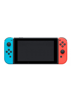 Портативная игровая приставка Nintendo Switch HAC-001-01 Neon Blue-Red