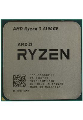 Процессор AMD Ryzen 3 4300GE (100-100000151MPK)
