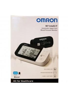 Тонометр Omron M7 Intelli IT (HEM-7361T-EBK)