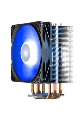 Воздушное охлаждение Deepcool GAMMAXX 400 V2 Blue (DP-MCH4-GMX400V2-BL)