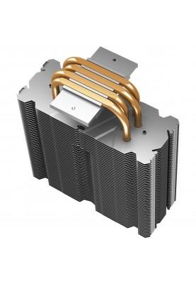Воздушное охлаждение Deepcool GAMMAXX 400 V2 Red (DP-MCH4-GMX400V2-RD)