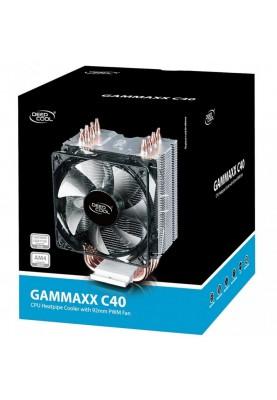 Воздушное охлаждение Deepcool GAMMAXX C40