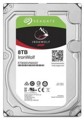 Жесткий диск Seagate IronWolf 8 TB (ST8000VN004)