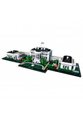 3d конструктор LEGO Architecture Белый дом 1483 детали (21054)