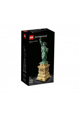 3d конструктор LEGO Статуя Свободы (21042)