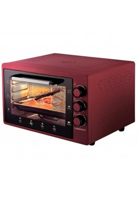 Духовка настольная Liberton LEO-550 Red