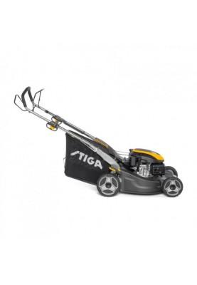 Газонокосилка бензиновая самоходная Stiga Twinclip50S (294512048/ST1)