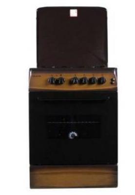 Газовая плита Milano ML60 E20 коричневая