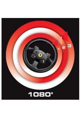 Комплект (руль, педали) Thrustmaster T300 Ferrari Integral RW Alcantara edition Black (4160652)