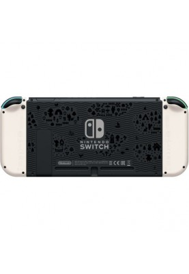Портативная игровая приставка NINTENDO Switch Animal Crossing: New Horizons Edition