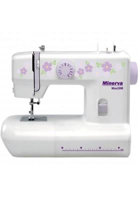 Швейная машинка электромеханическая Minerva Max20M