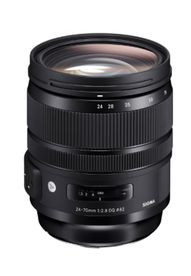 Стандартный объектив Sigma AF 24-70mm f/2,8 DG DN FOR SONY E-MOUNT ART