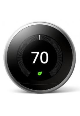 Терморегулятор Google Nest 3rd Gen Thermostat (T3019US)