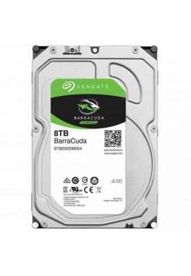 "Жесткий диск Seagate BarraCuda 3,5"" 8 TB (ST8000DM004)"