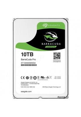 Жесткий диск Seagate BarraCuda Pro (ST10000DM0004)