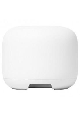 Беспроводной маршрутизатор (роутер) Google Nest Wifi Router and Point Snow (GA00822-US)