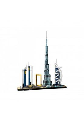 Блочный конструктор LEGO Architecture Дубай (21052)