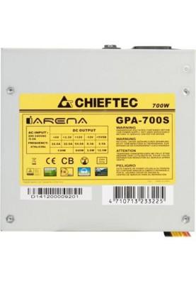 Блок питания Chieftec GPA-700S