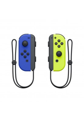 Геймпад Nintendo Joy-Con Blue Yellow Pair