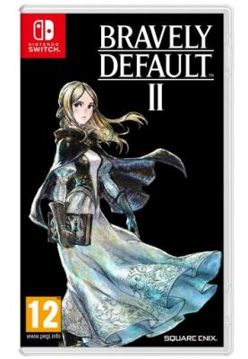 Игра для Nintendo BRAVELY DEFAULT II NS