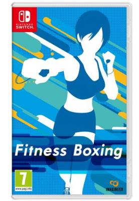 Игра для Nintendo FITNESS BOXING NS