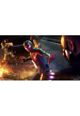 Игра для Sony PlayStation 5 Marvel Spider-Man: Miles Morales PS5 (9837022)