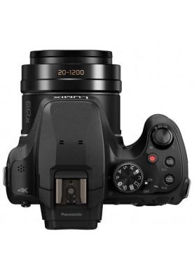 Компактный фотоаппарат Panasonic Lumix DC-FZ82 Black (DC-FZ82EE-K)
