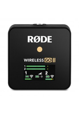 Накамерная радиосистема Rode Wireless GO II