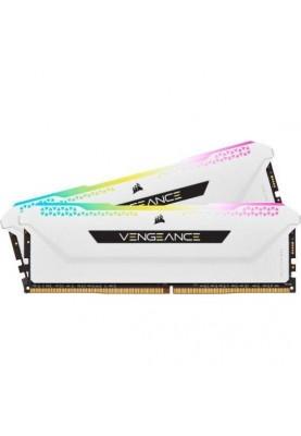 Память Corsair Vengeance RGB Pro SL 32GB DDR4 Memory (CMH32GX4M2D3600C18W)
