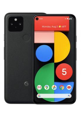 Смартфон Google Pixel 5 8/128GB Just Black (GA01316-US)