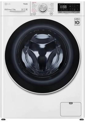 Стирально-сушильная машина автоматическая LG F2DV5S7S0E