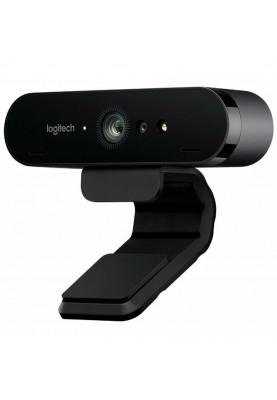 Веб-камера Logitech Brio (960-001106/960-001105)