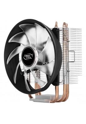 Воздушное охлаждение Deepcool GAMMAXX 300 B (DP-MCH3-GMX300-BL)