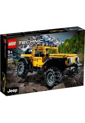 Авто-конструктор LEGO Jeep Wrangler (42122)