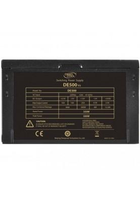 Блок питания Deepcool DE500 V2 (DP-DE500US-PH)