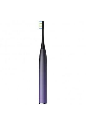 Электрическая зубная щетка Oclean X Pro Aurora Purple