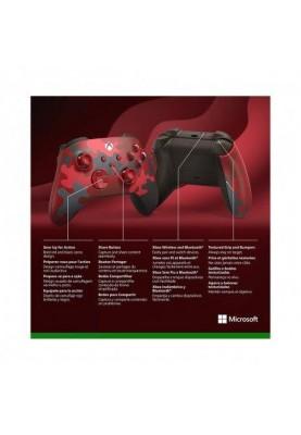 Геймпад Microsoft Xbox Series X | S Wireless Controller Daystrike Camo (QUA-00017)