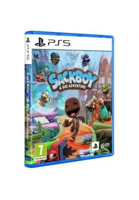 Игра для Sony PlayStation 5 Sackboy: A Big Adventure PS5 (9826729)