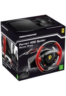 Комплект (руль, педали) Thrustmaster Ferrari 458 Spider (4460105)