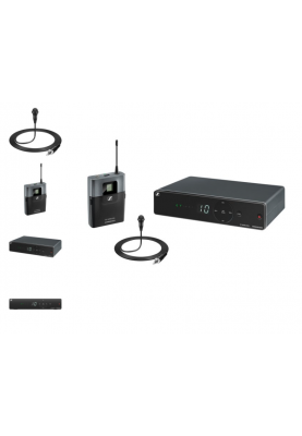 Микрофонная радиосистема Sennheiser XSW 1-ME2-A (506980)