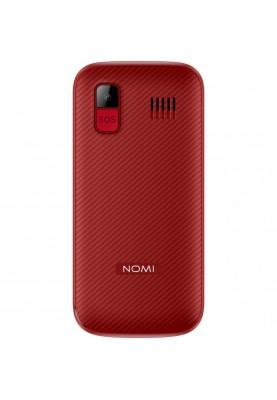 Мобильный телефон Nomi i220 Red