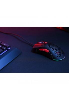 Мышь 2E HyperSpeed Lite RGB Black (2E-MGHSL-BK)