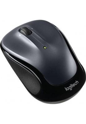 Мышь Logitech M325 Wireless Mouse Dark Silver (910-002334)