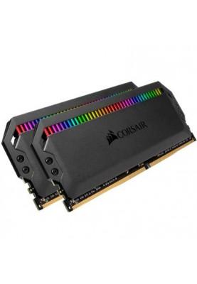 Оперативная память Corsair 32 GB (2x16GB) DDR4 3600 MHz Dominator Platinum RGB (CMT32GX4M2Z3600C18)