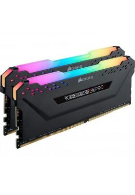 Память Corsair 32 GB (2x16GB) DDR4 3600 MHz Vengeance RGB Pro (CMW32GX4M2D3600C18)